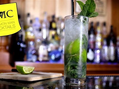 ???????? How To Make a Mojito | Bartending 101