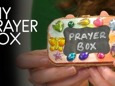 How To Make A Prayer Box