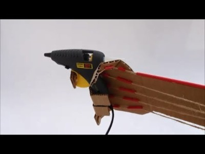 How to make a robotic arm out of cardboard