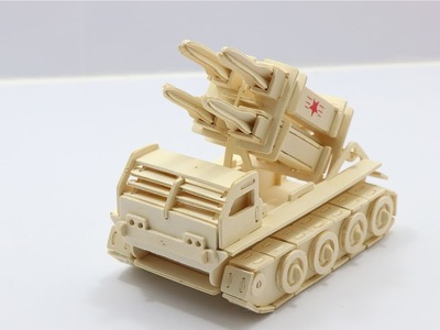 How to make a wooden Patriot Missile