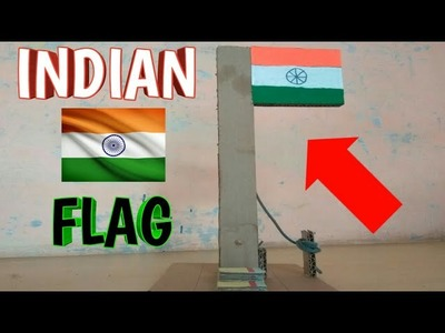 How to make Indian Flag ???????? at home   how to make Indian flag   how to make Indian flag with paper.