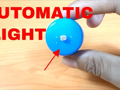 How to make ldr based automatic night light simple