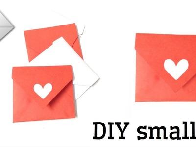 How to make tiny envelopes for explosion box ????
