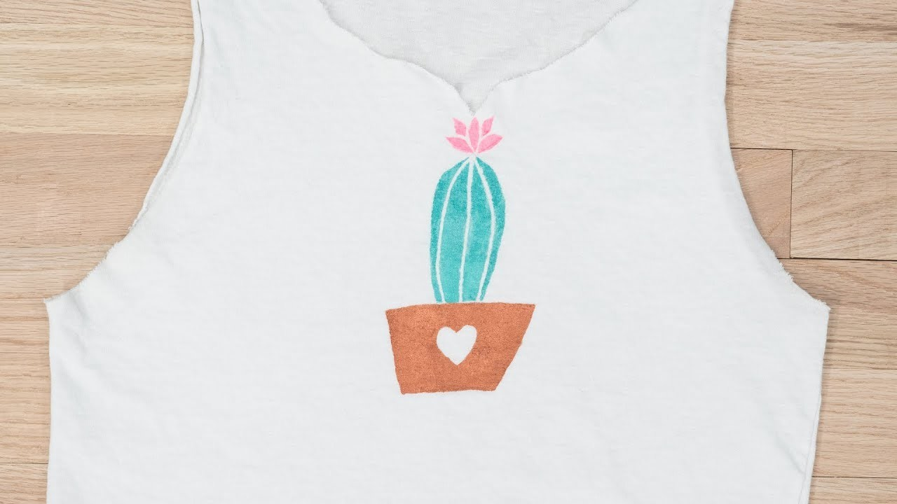 How to Screen Print a Design on a T-Shirt