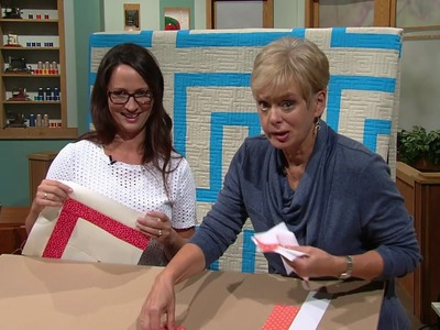 Learn how to make CABIN FEVER QUILTS Amazingly and Easy (Part 2 of 2)