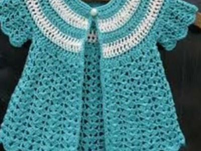 New Sweater Design for Kids or baby in hindi || knitting pattern design for baby or kids