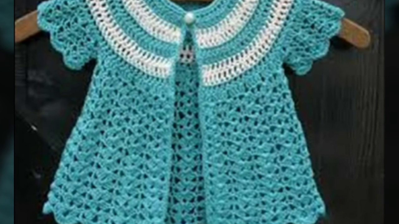 New Sweater Design for Kids or baby in hindi    knitting pattern ...