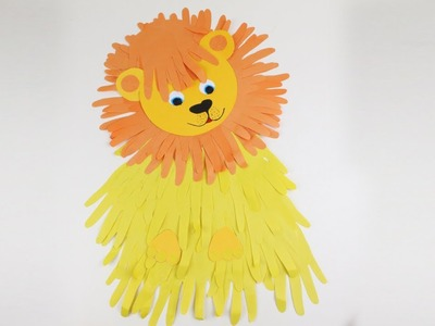 Origami Lion | How to Make an Origami Lion | Easy Origami Lion Tutorial