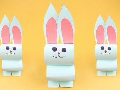 Paper Rabbit | How to Make Paper Rabbit Easy | Animal Origami Rabbit