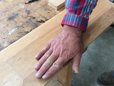 WOODWORKING: How to Make Raised Door Panels With a Hand Plane