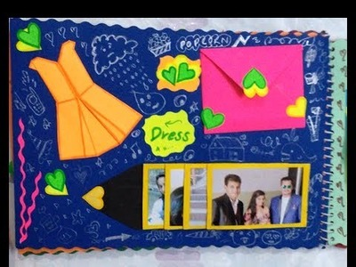 B'day Scrapbook for your loved one