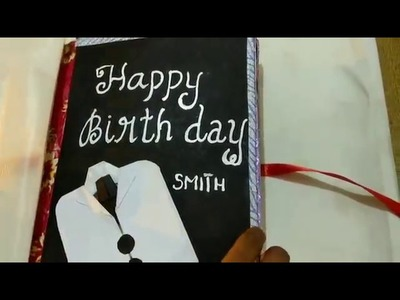 Birthday Scrapbook☺.  Best gift for your bf or gf ????????????????