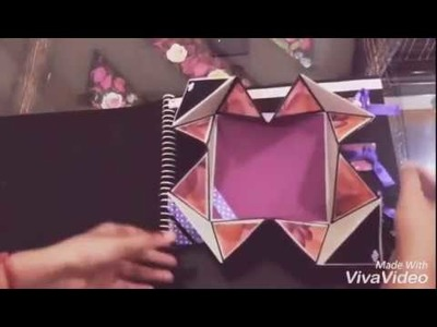 DIY | Birthday scrapbook ideas | Gift ideas |Easy scrapbook |Handmade scrapbook