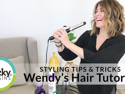 HAIR HOW-TO! Wendy's Hair Tutorial