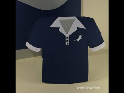 HOW TO. .A POLO SHIRT CARD