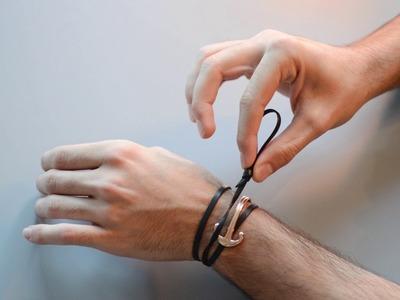 How to adjust Livetoprove anchor bracelets