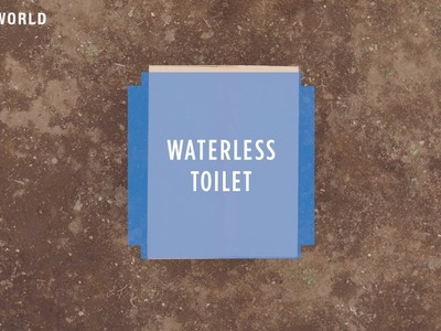 HOW TO CRAFT SAFETY #16 Waterless toilet