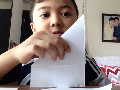 How to make a bookmark with just 1 A4 size paper