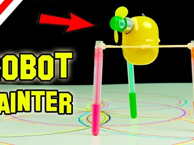 How to make a robot painter