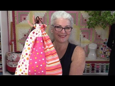 How to Make a Storage Bag Any Size