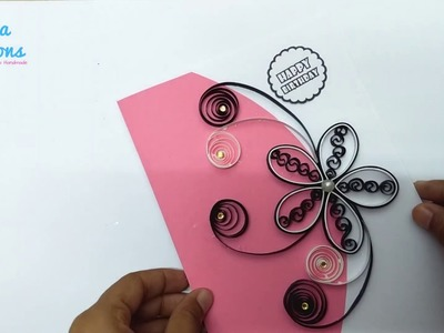How to Make Greeting Card Handmade for Birthday - DIY - Gift Cards - Crafts Ideas