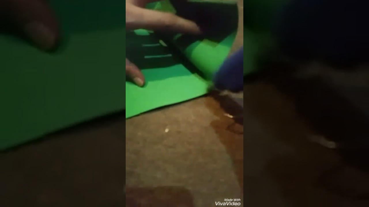 How to make Pakistani Flag Pouch with fomic sheet 14 August 2017 kids craft idea Alfaham Gallery