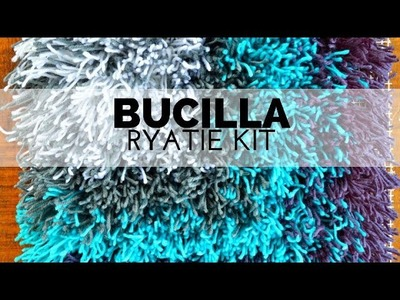 How to Make Yarn Art with the Bucillla RyaTie Kit