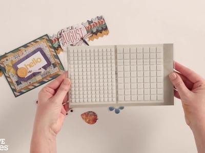 How To Use Foam Squares by Creative Memories