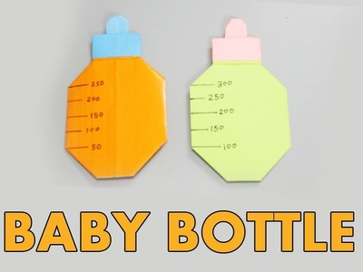 how to make a baby bottle