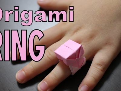 Origami - How to make a RING