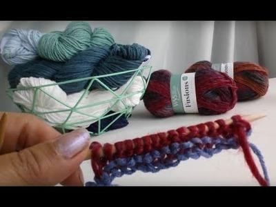 Part 1- Harvest Cardigan  Knitting Tutorial Knit along
