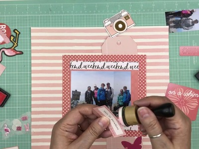 Scrapbook Process 641 (2017-37.150) July: Video-a-day #10
