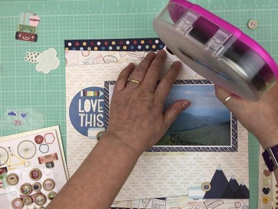 Scrapbook Process 653 (2017-49.150) July: Video-a-day #28