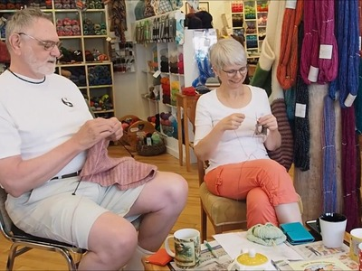 The Knitting Club of Mahone Bay