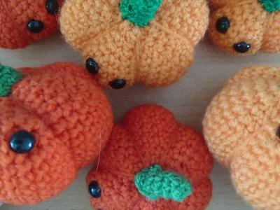 Baby Pumpkin Crochet Along Video Tutorial Caterpillar Crochet Amigurumi