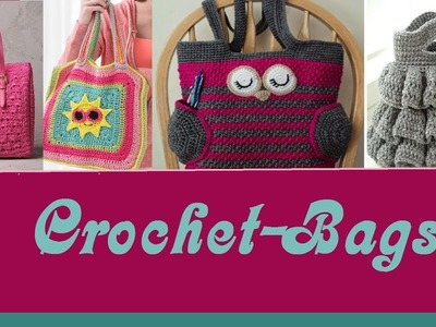 Cute crochet bags.latest crochet bag designs.cute woolen bags for girls 2017 \ Fashion Alert