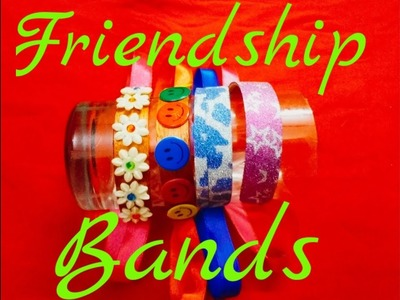 DIY: HOW TO MAKE BEAUTIFUL BRACELET. FRIENDSHIP BAND OUT OF POPSICLE STICKS. ICE-CREAM STICKS