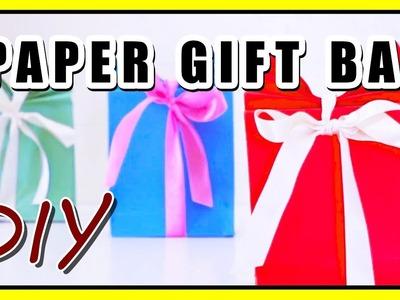 DIY Paper Gift Bag ???? DIY Crafts [Life Hacks]