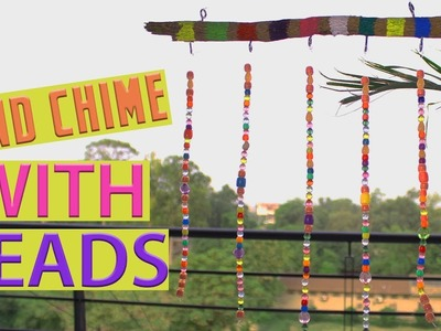 DIY Wind Chimes | How to make Wind chimes with beads | Home Decor Ideas
