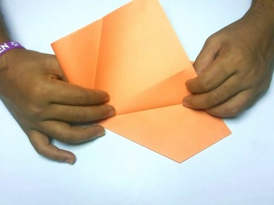 EASY PAPER AIRPLANE - How to make a paper airplane_World's Best Paper Airplane