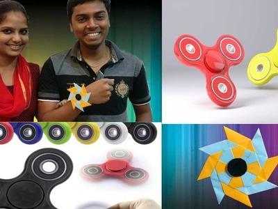 Fidget Spinner | Rakhi | Raksha Bandhan | DIY | How To