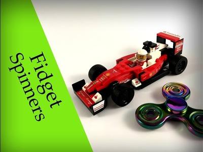 How fidget spinner design helps F1