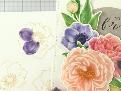 How To: Copic Florals ft. MODERN ANEMONES Stamp Set