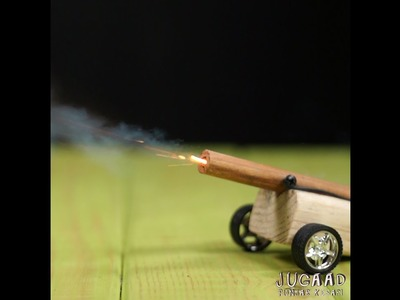 How to Make a Mini Wooden Cannon