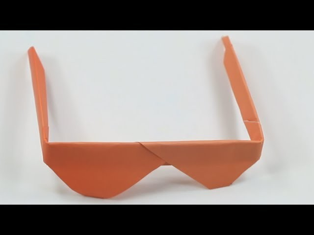 how to make paper glasses for 28 images glasses