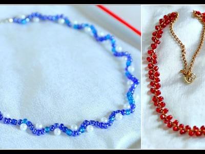 How To Make Designer Necklace | Inspiration kidzone