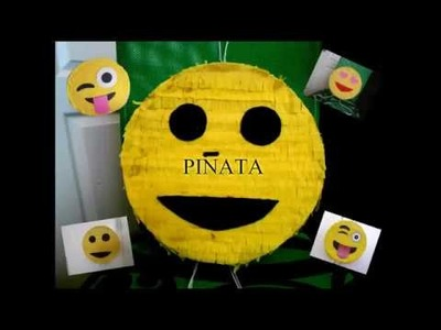 HOW TO MAKE PINATA. PULL STRING. HAPPY CRAFTING 123