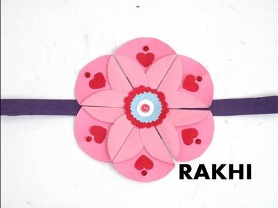 HOW TO MAKE RAKHI AT HOME | FULL TUTORIAL BY SUGI MAJHI