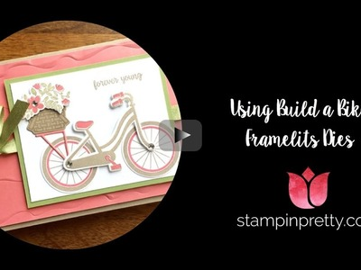 How to Use Stampin' Up! Bike Ride