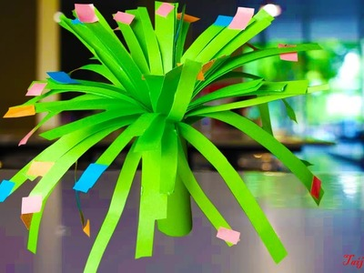 Origami Home Decorator   How To Make Home Decorative Items At Home   Paper Flower